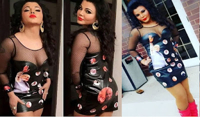 rakhi-sawant-booked-in-rajasthan-for-wearing-dress-with-modis-pictures