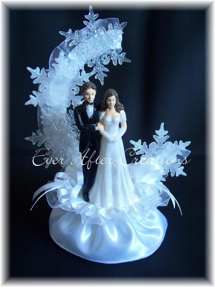 Blue Wedding Cake Toppers | Cake Magazine
