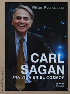 jarban02_pic107: Carl Sagan. Una vida en el cosmos de William Poundstone