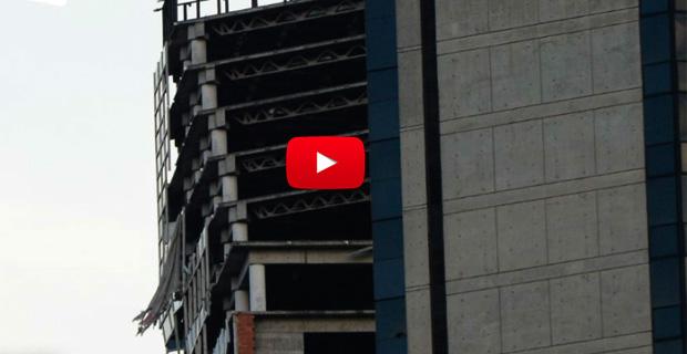 Torre de David en Caracas podría colapsar tras el terremoto