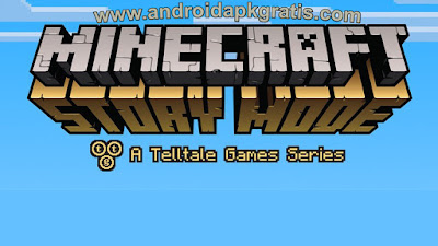minecraft story mode apk unlocked