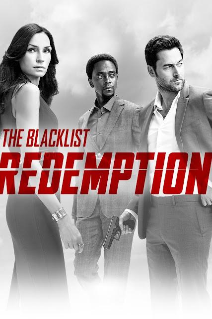 The Blacklist: Redemption (2017-) ταινιες online seires xrysoi greek subs