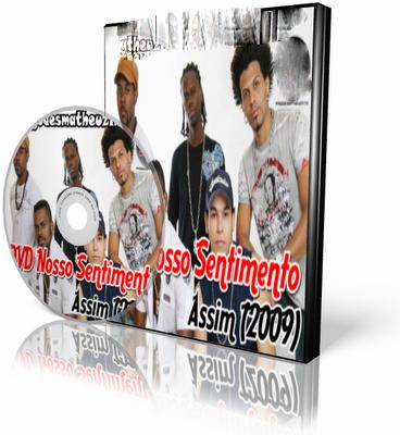 DVD Nosso Sentimento - Assim (2009)