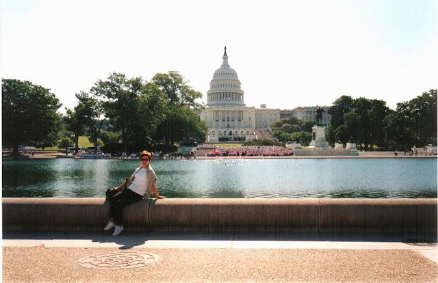 Washington Capitol; Beyaz Saray zannedilen yer