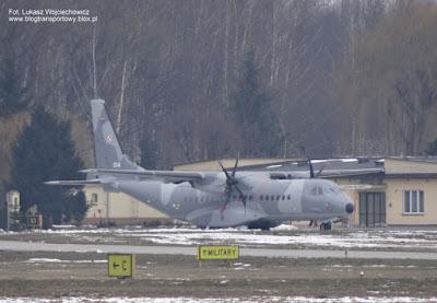 CASA C-295M, nr 014