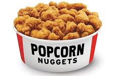Kentucky Fried Chicken Popcorn Chicken Re-Cooked By Among Mothers