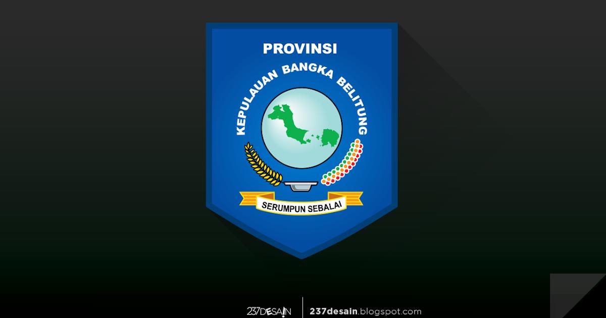 237desain Logo Propinsi Kepulauan Bangka Belitung featured 03