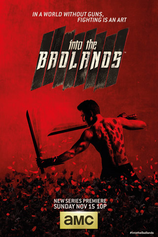 Nonton Into the Badlands season 2 sub indo 2017