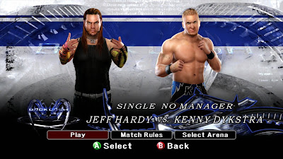 WWE Smackdown VS Raw 2008 Free Download For PC