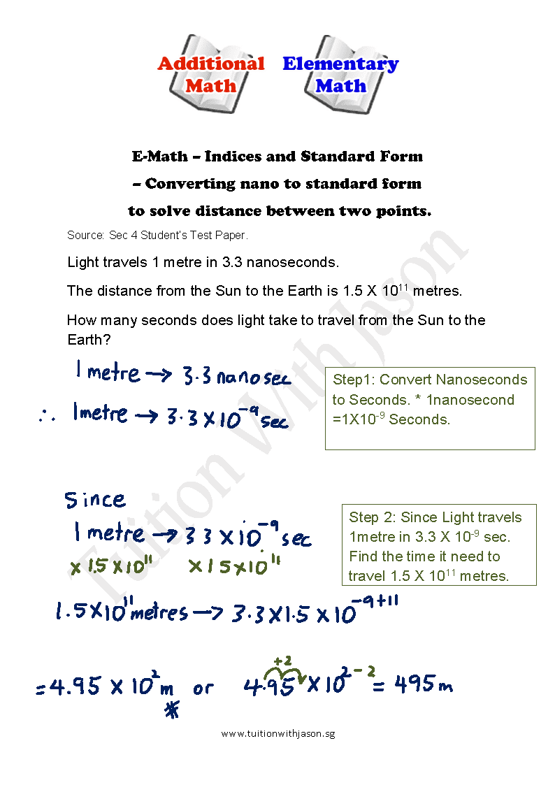 E math indices and standard form converting nano to standard e math indices and standard form converting nano to standard from to solve falaconquin