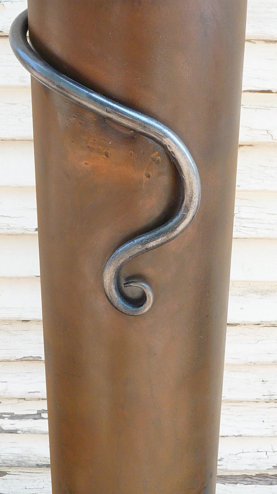 Living Iron Oxygen Acetylene Bell
