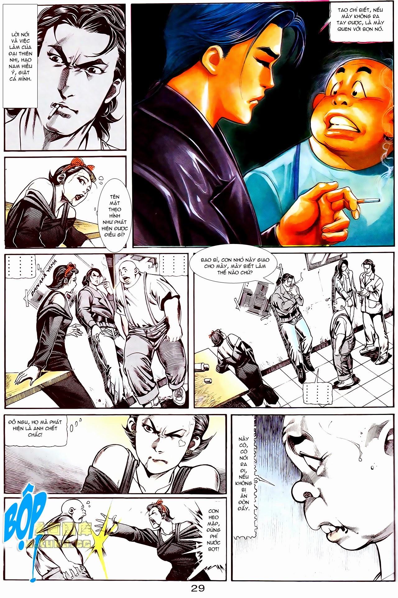 Người Trong Giang Hồ chapter 111: đời không nuối tiếc trang 29