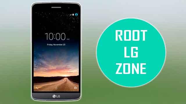 como rootear celular lg zone X180g