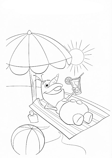 Olaf Coloring Pages  Google Search  Olaf Frozendisney