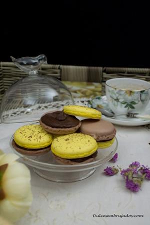 recetario-reto-disfruta-platano-recetas-dulces-macarons-chocolate