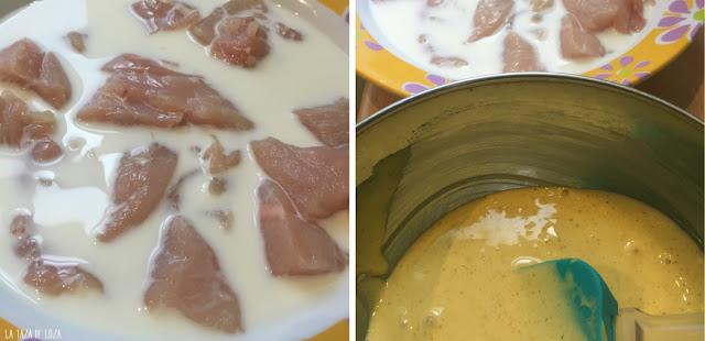 pollo-remojado-en-leche-y-pasta-del-rebozado