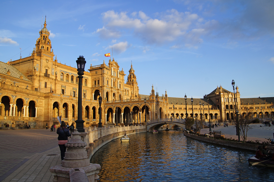 Ynas Reise Blog | Spanien| Sevilla | Plaza de Espania