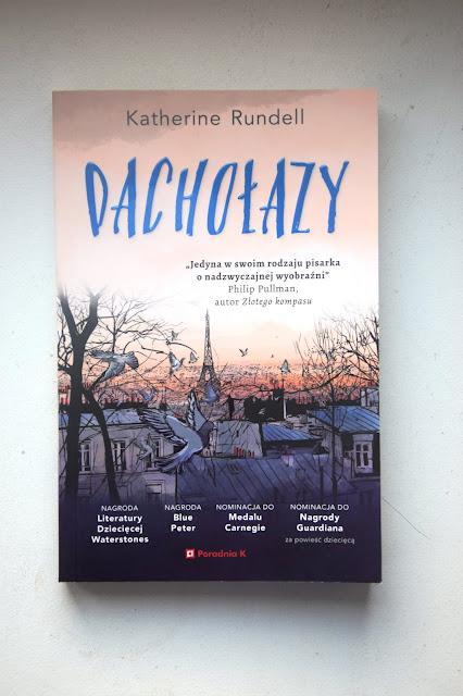 """Recenzje #74 - """"Dachołazy"""" - okładka książki pt. """"Dachołazy"""""""