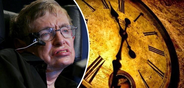 Stephen Hawking: Surga Itu Tak Ada