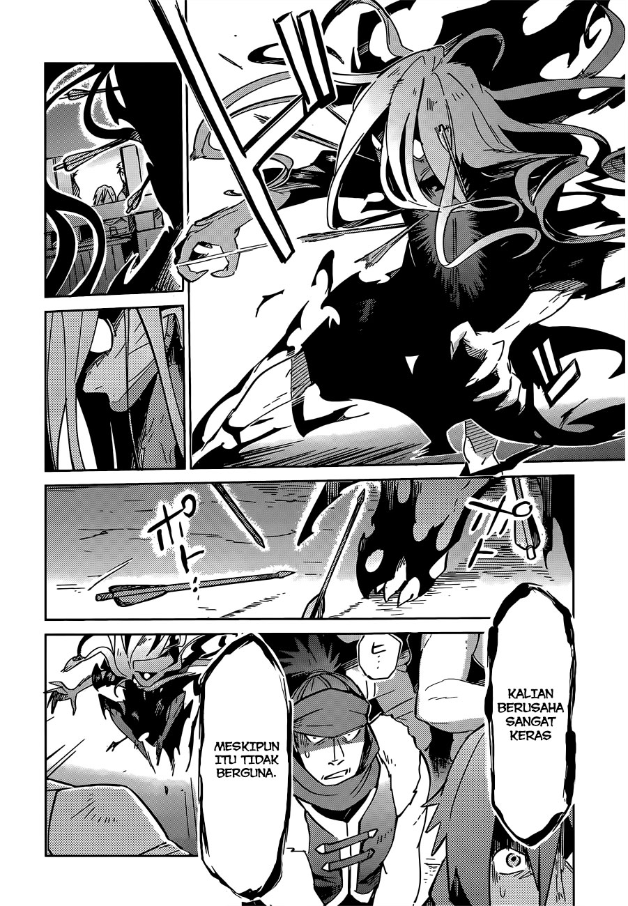 Manga Overlord chapter 11 Bahasa Indonesia