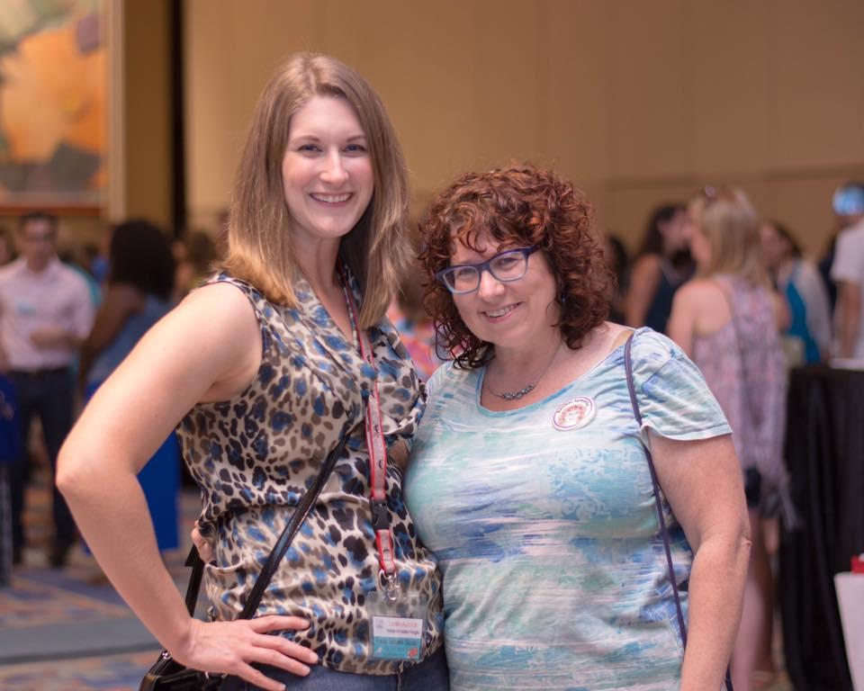 Fern Smith's Classroom Ideas: Florida Welcome Social at the 2016 TeachersPayTeachers Conference!