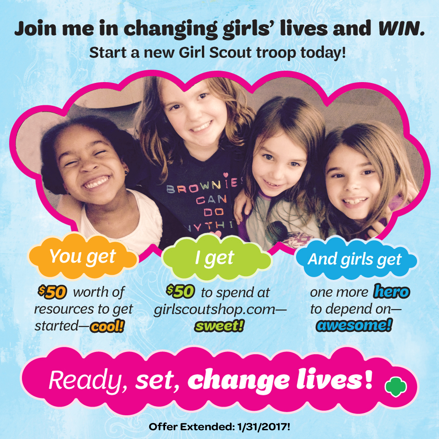 Girl Scouts of Southern Illinois: Invite a Friend to Girl ...