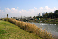 The Yarkon Park, Park HaYarkon, Ganei Yehoshua, Tel Aviv, Pictures, Israel, Travel