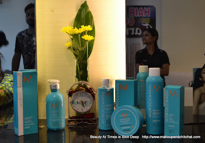 Moroccanoil Hair Smoothing Range