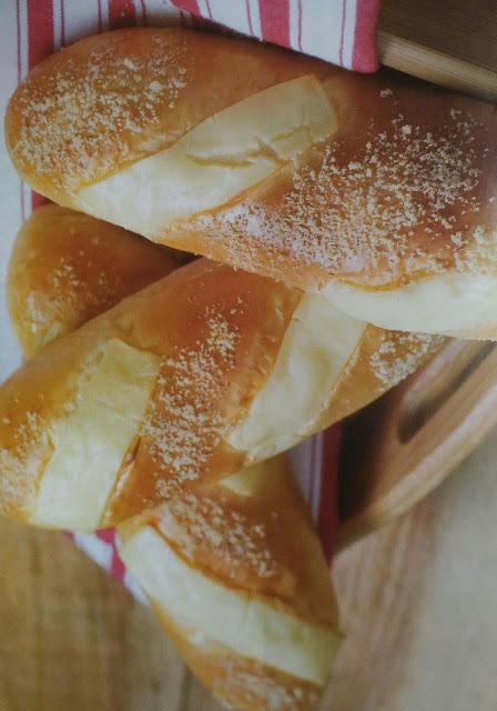 Resep Roti Bantal Keju