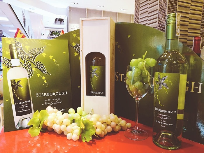 Wine Festival at Rustan's Marketplace