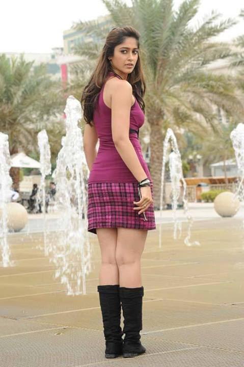 Ileana sexy back
