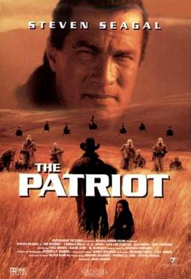 The Patriot 1998 DVD R1 NTSC Latino