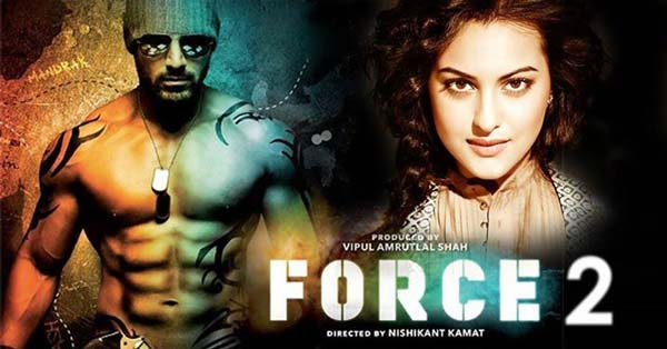 Review : Force 2 - Tahir Bhasin John and Sonakshi