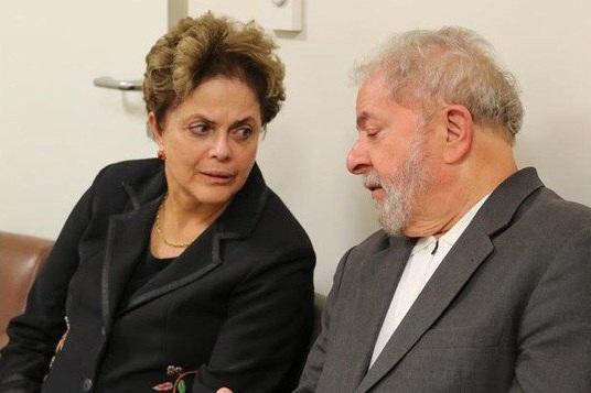 Lava Jato quer impedir visita de Dilma a Lula (Imagem; Reprodução/Internet)