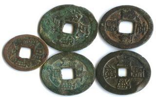 История возникновения денег, где и когда появились первые металлические деньги.