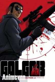 Golgo 13 - Hoạt Hình Sát Thủ Bắn Tỉa 2013 Poster