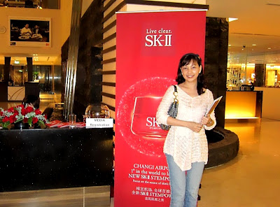 sk-ii stempower workshop at jetquay