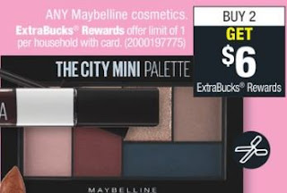 free Maybelline cosmetics cvs couponers