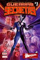 Guerras Secretas #3
