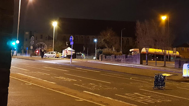 Shipley Airedale Road closed in both directions due to 'fatal' accident