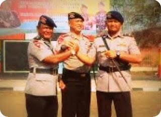 Denmob B Sorong Terima Alat Pendeteksi Canggih