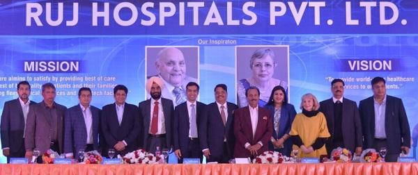 jaipur, rajasthan, ruj group jaipur, RUJ Hospital Jaipur, Super Speciality Hospitals in Jaipur, dr. nalin joshi, Jaipur News, Rajasthan News