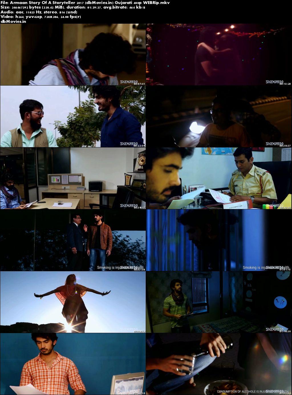 Poster Armaan Story Of A Storyteller 2017 Full Movie Free Download Hindi 300Mb