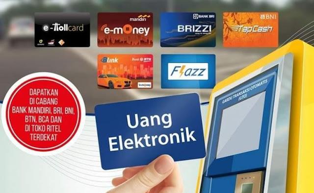 Sampai Maret 2018, Uang Elektronik Tembus 109 Juta Lebih