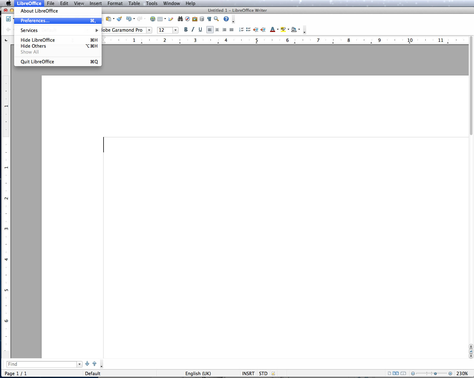 How To Enable Macros In Openoffice Calc