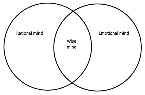 wise mindjpg. wise mind venn diagram dbt week 10