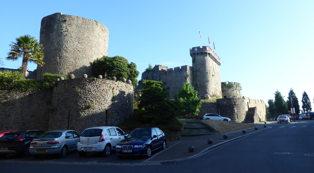 Castell d'Avranches