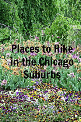 Preserves to hike in in the Chicago suburbs.