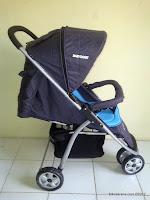 3 Kereta Bayi BabyDoes CH150 Hill - Buggy
