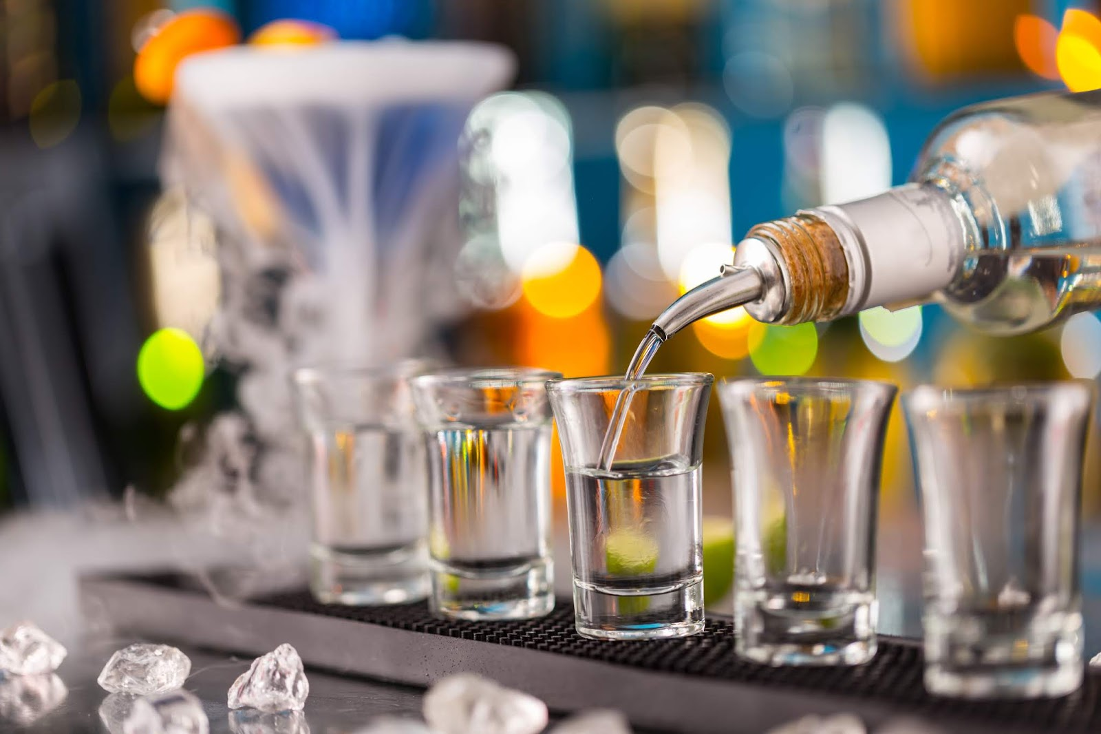 Vodka or beer: what is more harmful Calorie, alcohol content 46